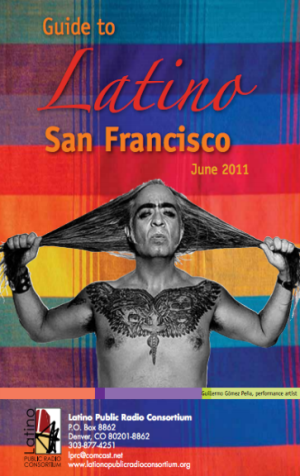 Cover Latino San Francisco