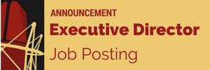 Executive Director Job Posting