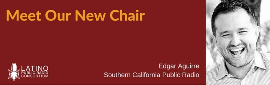 LPRC Blog New Chair Edgar Aguirre