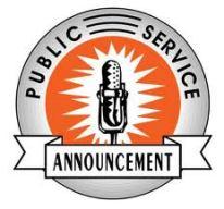 Public-Service-Announcement